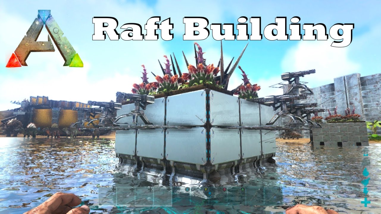 Raft Game Building Tips & Tricks