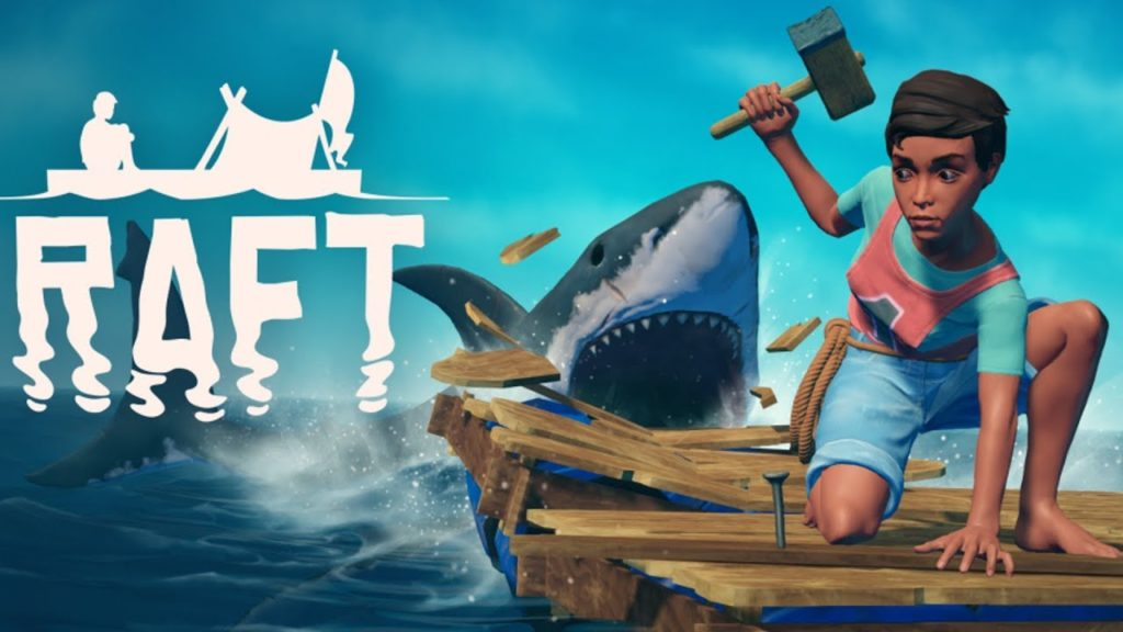 how to play raft the game
